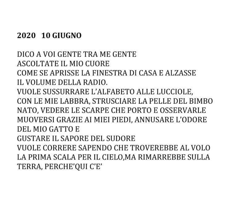 2020 10 Giugno - 1/2
